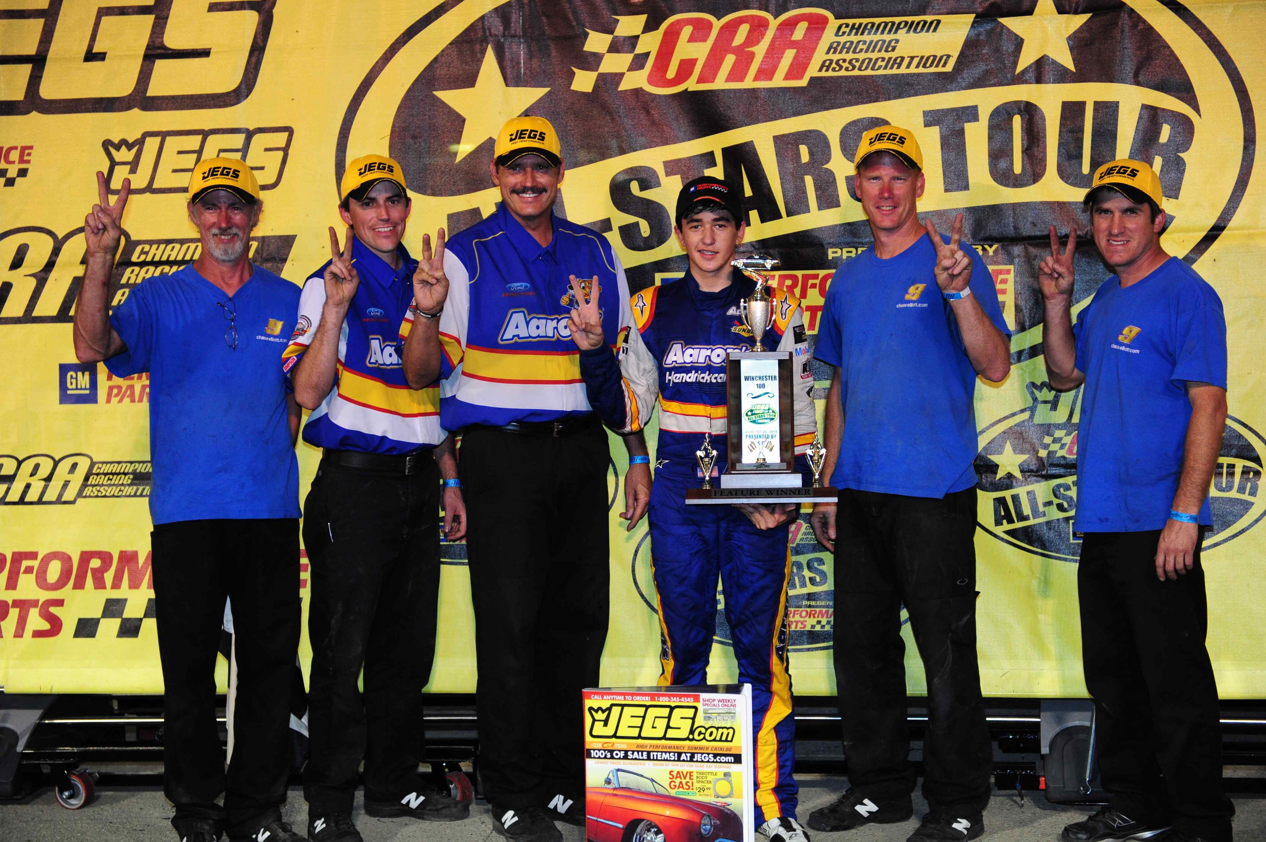 #24 JEGS All-Star GM Performance 100- PLM