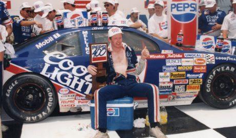 #34 Pepsi 400