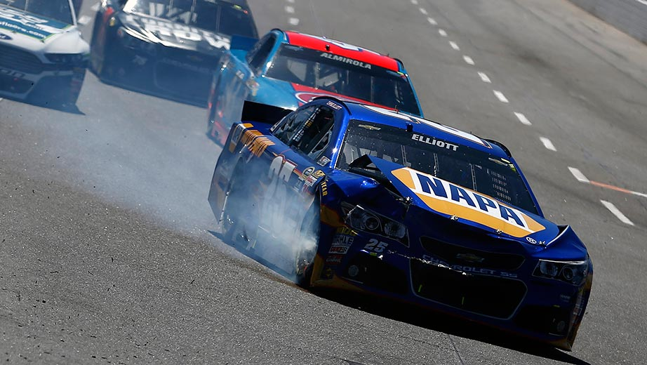 NASCAR Sprint Cup Series Debut