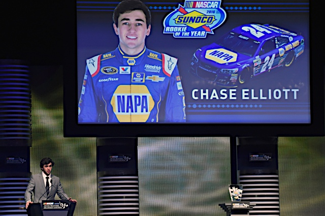 Sprint Cup Rookie of the Year