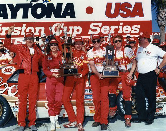 Second Daytona 500 Victory