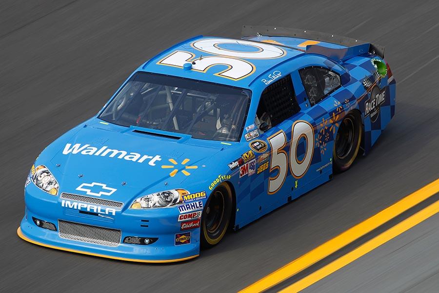 Final Race of NASCAR Career