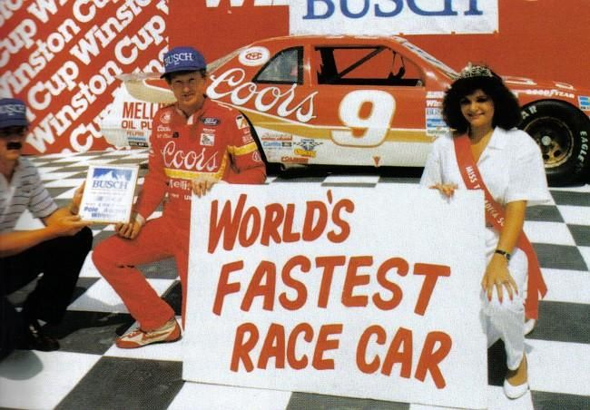 Fastest Pole Speed in NASCAR History