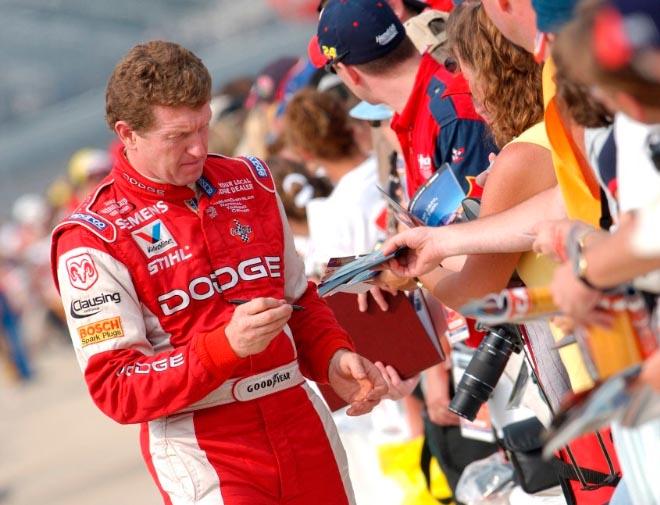 16-time Most Popular Driver Winner