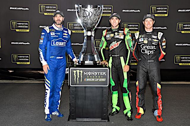 NASCAR Playoffs Qualifier