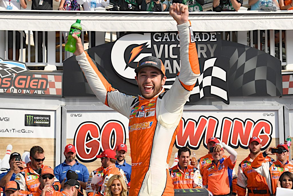 First NASCAR Cup Series Victory